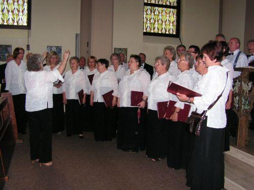 Koncert w kościele pw. 12 Apostołów w Langenhagen