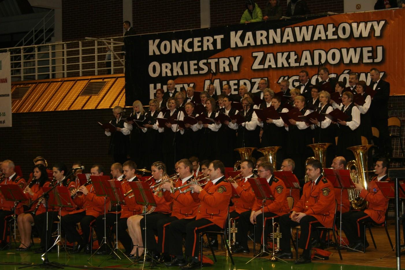 koncert karnawałowy 2009